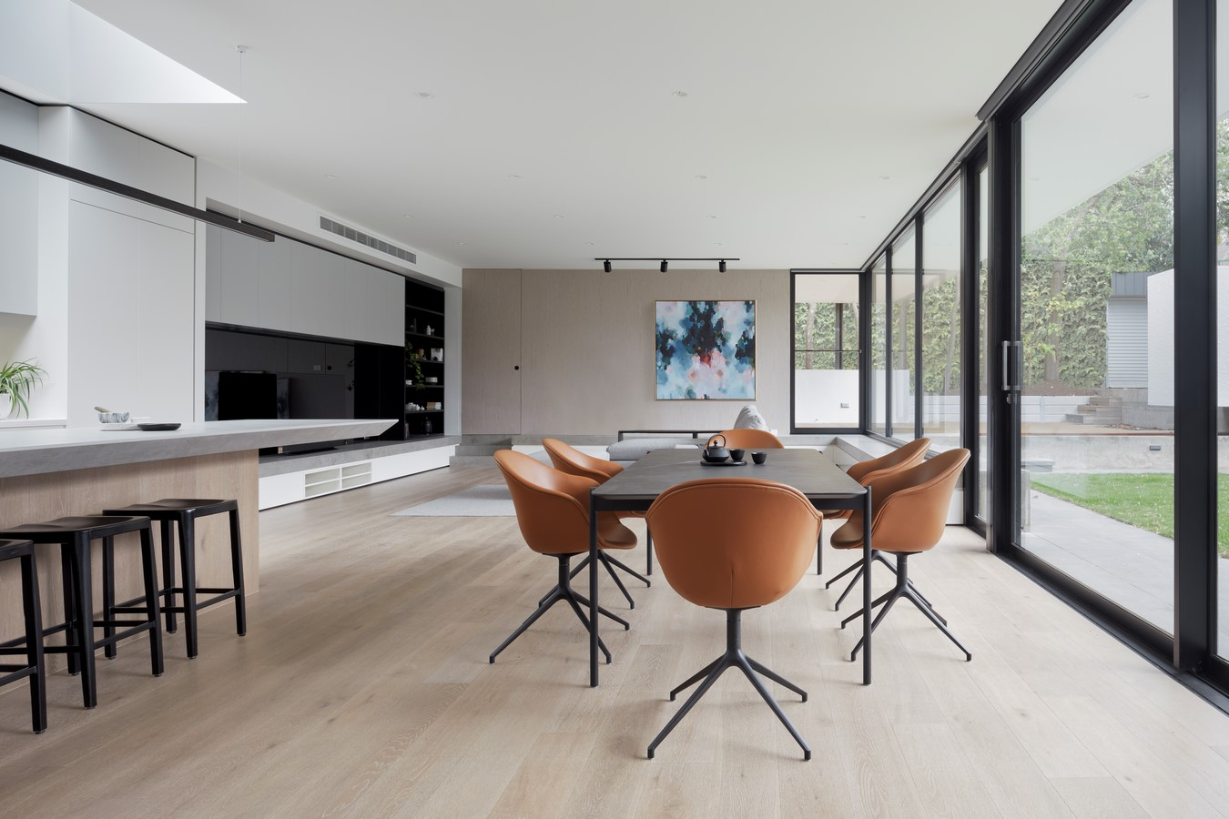 Robinson Rd House by Chan Architecture Pty Ltd - Sheet1