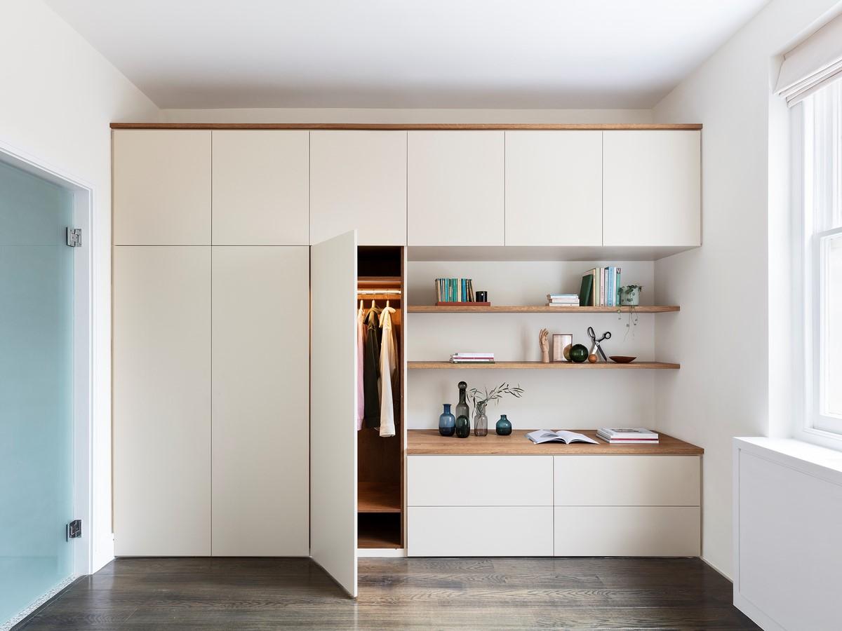 Melange Maisonette by Amos Goldreich Architecture - Sheet1
