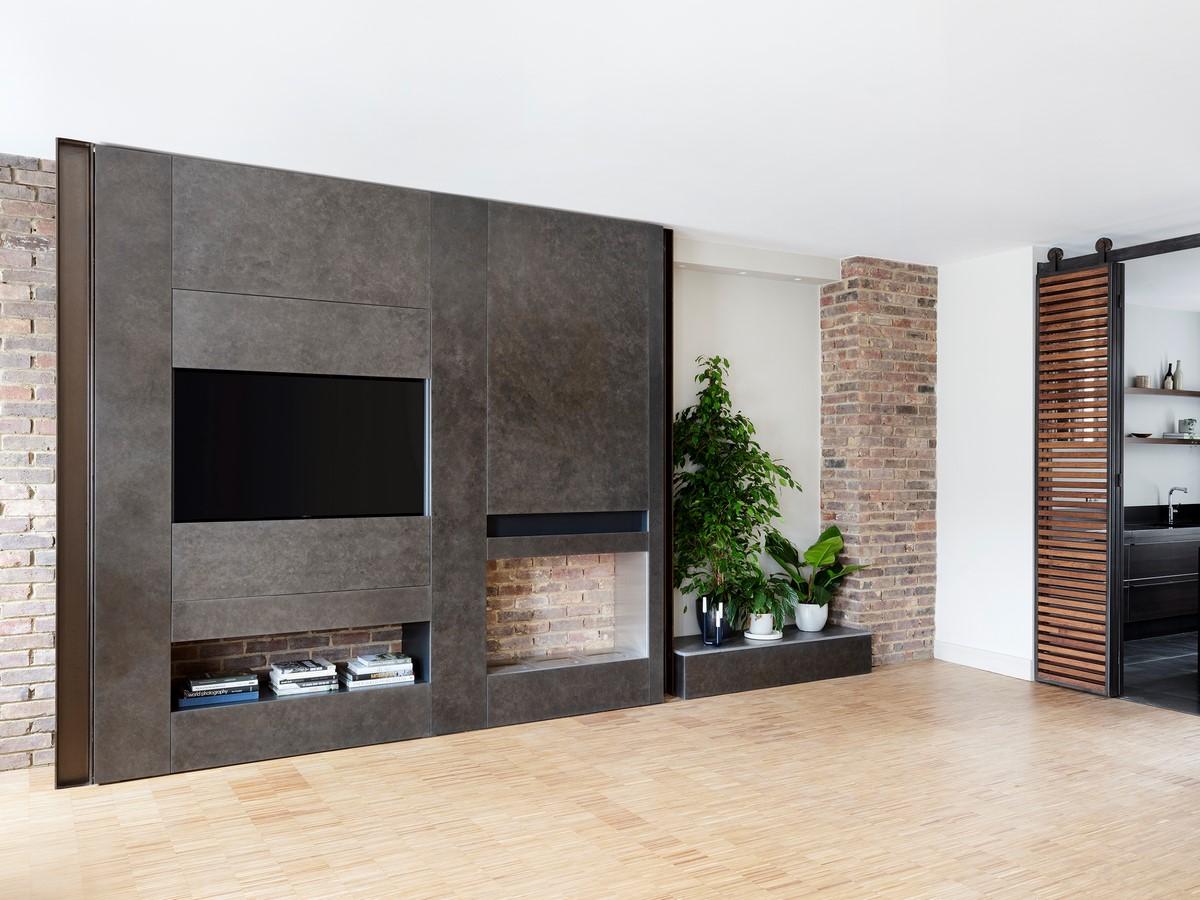 Melange Maisonette by Amos Goldreich Architecture - Sheet3