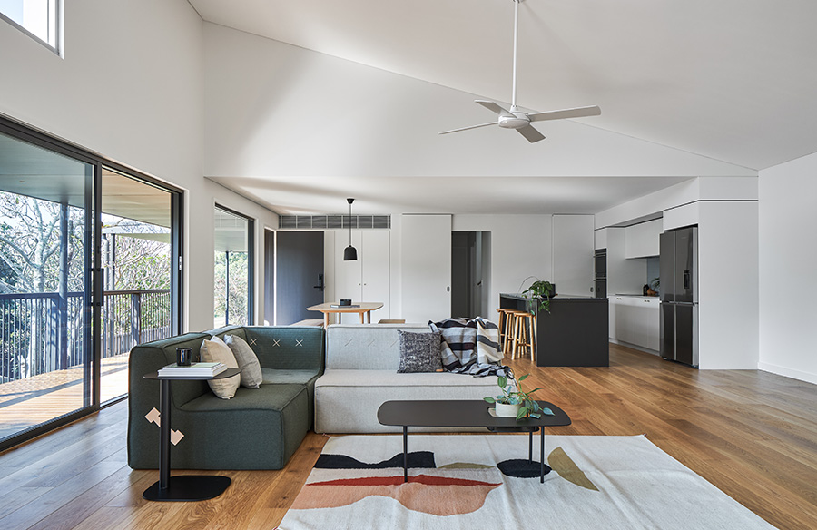 House James by Berresford Architecture