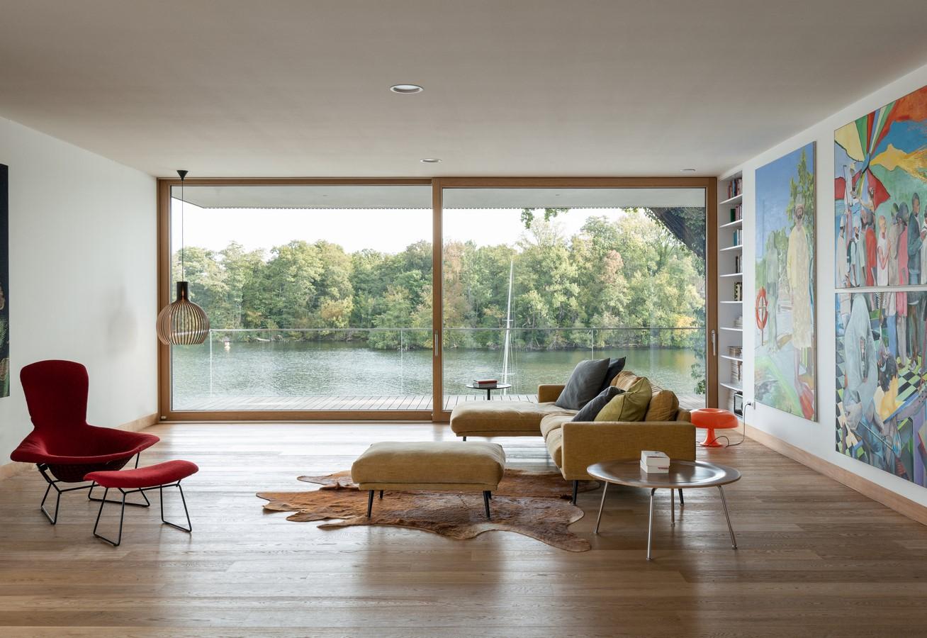 Haus am See by Carlos Zwick Architekten BDA - Sheet1