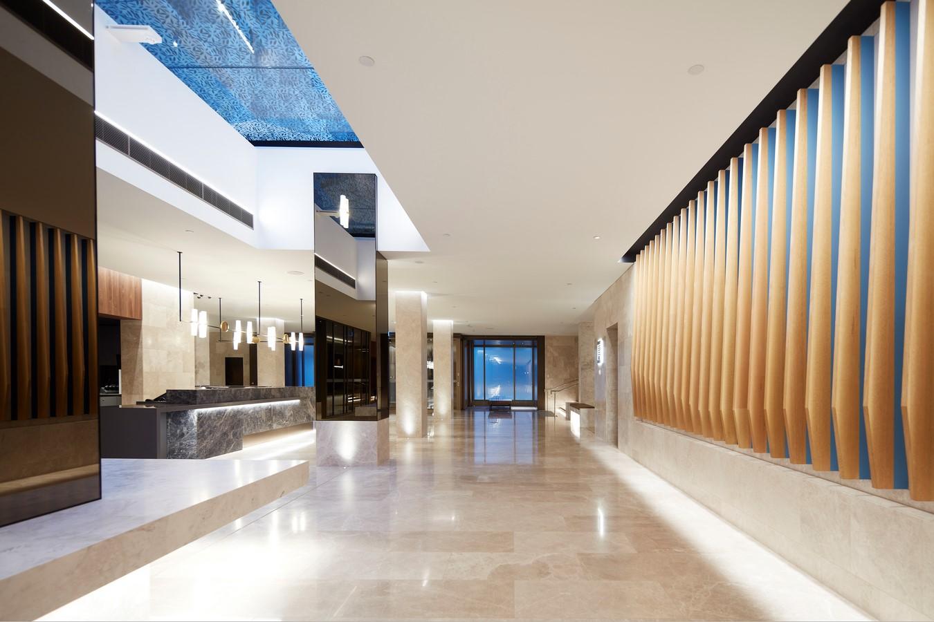 Parmelia Hilton Refurbishment by Cox Architecture - Sheet2