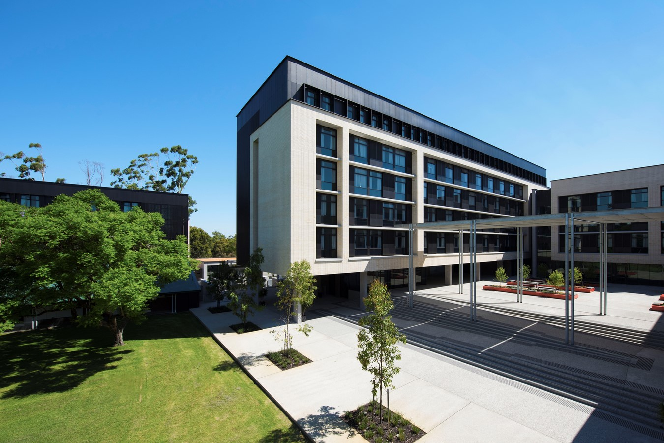St Thomas More College by Cox Architecture - Sheet1