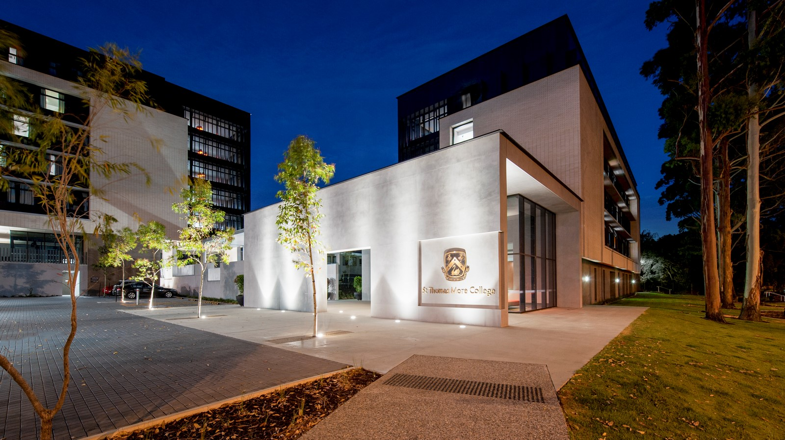 St Thomas More College by Cox Architecture - Sheet3