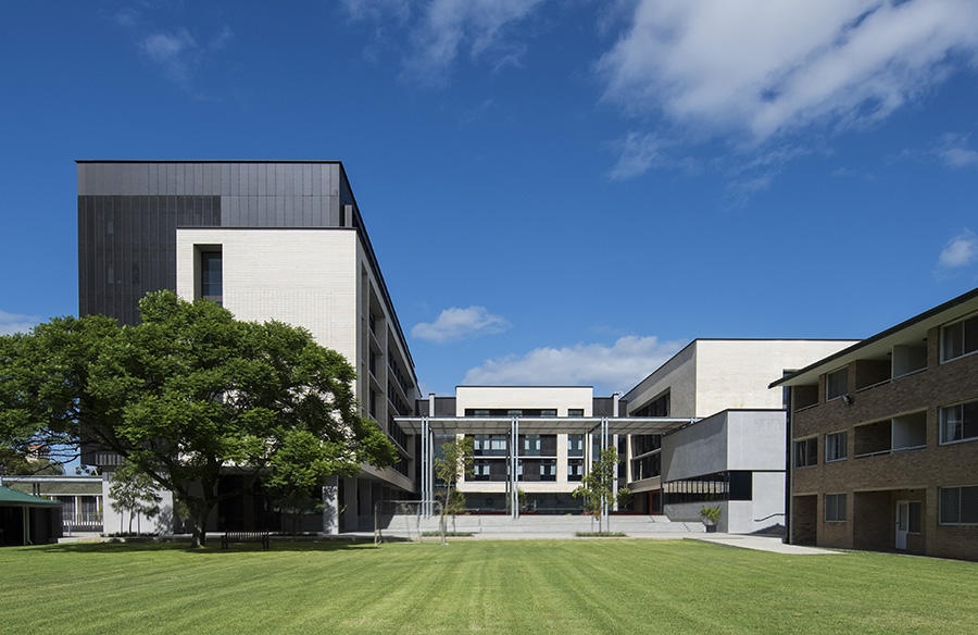 St Thomas More College by Cox Architecture