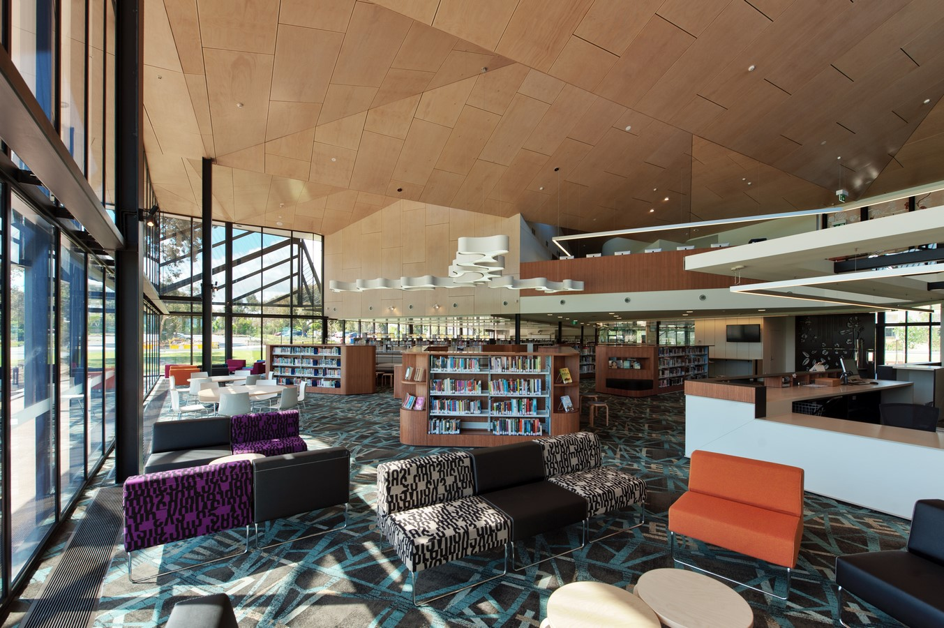 21 PLC Learning Resource Centre by Cox Architecture - Sheet1