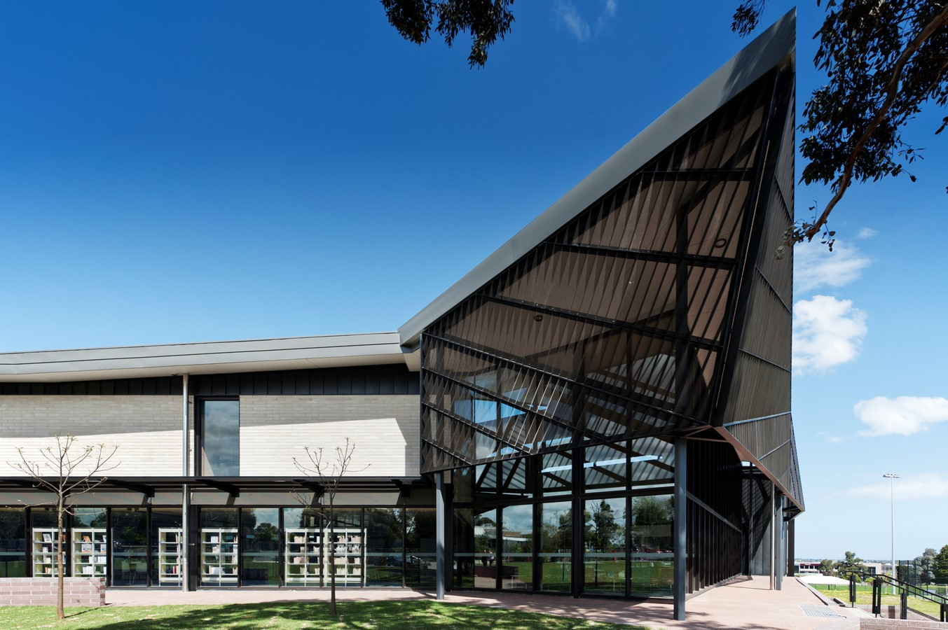 21 PLC Learning Resource Centre by Cox Architecture - Sheet3