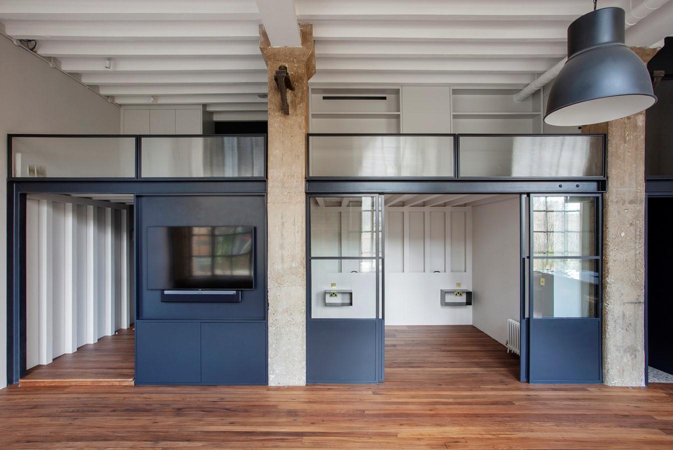 Bankside Loft by YARD Architects - Sheet2