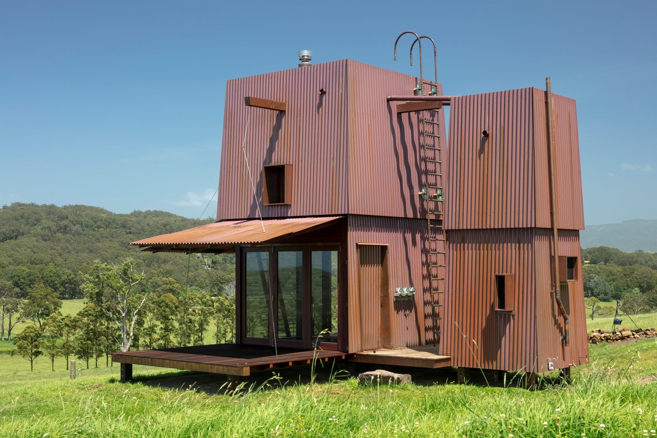 Permanent Camping 2 by Casey Brown Architecture - Sheet2