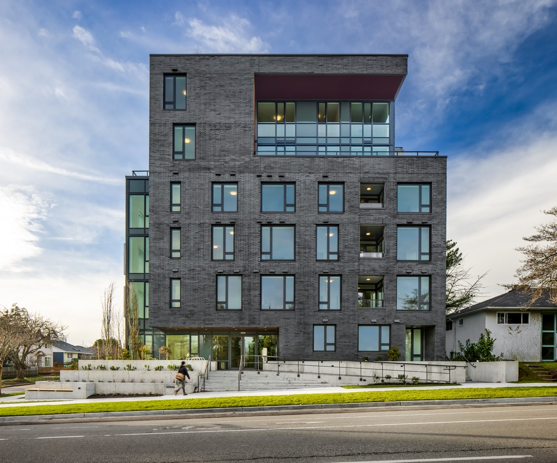 SOMA on Cambie by GBL Architects - Sheet1