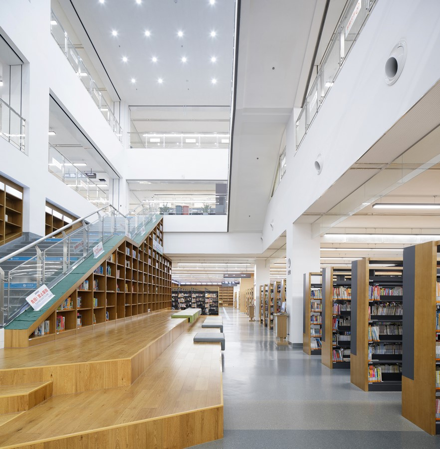 Jiashan Museum & Library by UAD - Sheet3