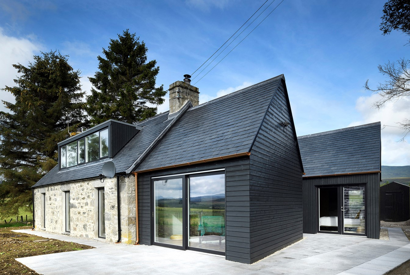 Strone Cottage by Loader Monteith - Sheet 1