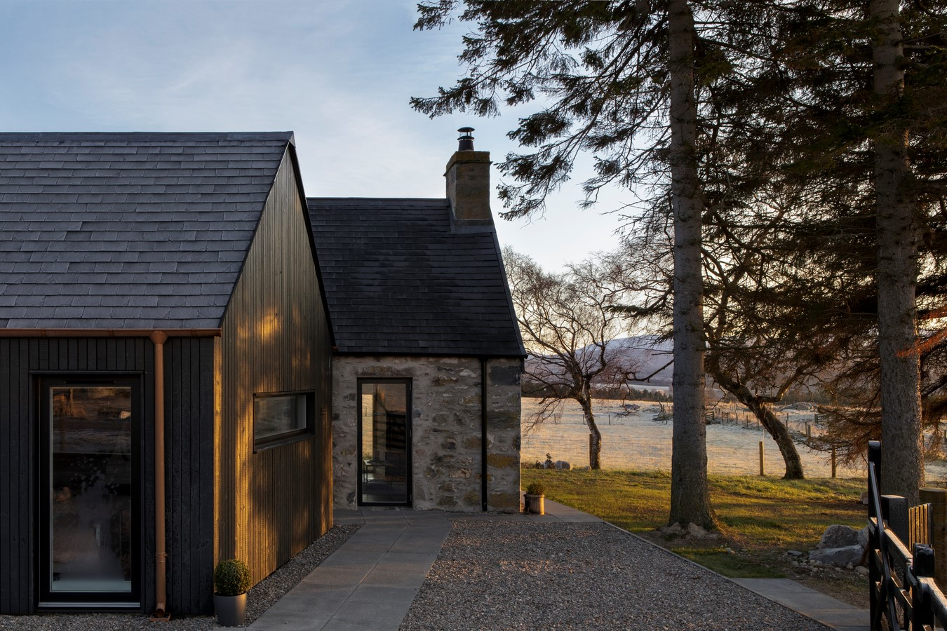Strone Cottage by Loader Monteith - Sheet3