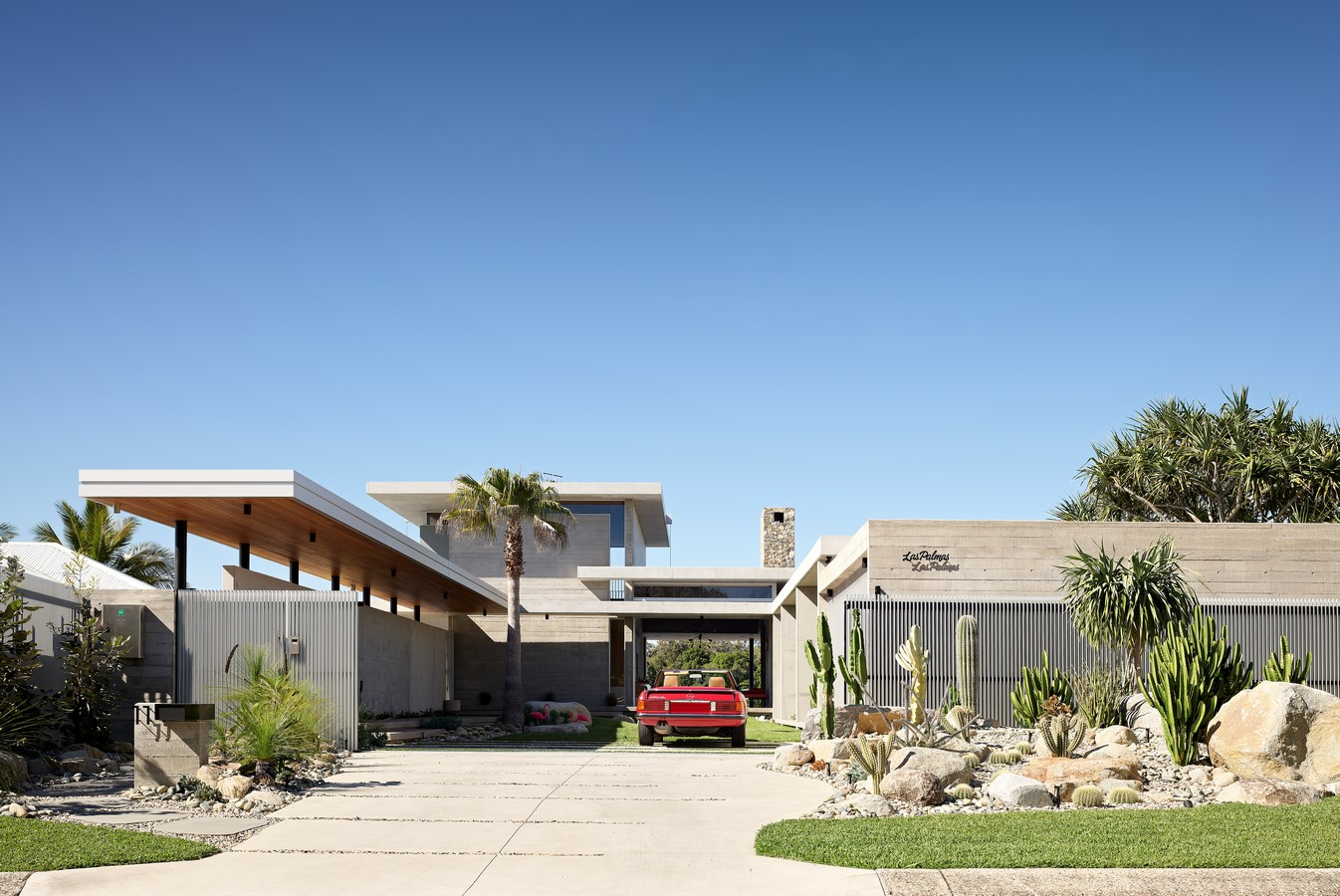 Las Palmas by Tim Ditchfield Architects - Sheet1