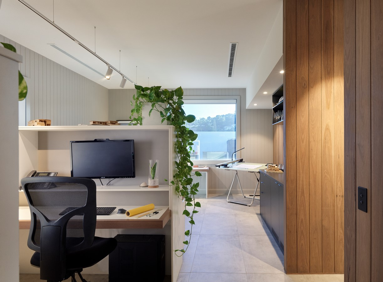 TDA Office Fitout by Tim Ditchfield Architects - Sheet1