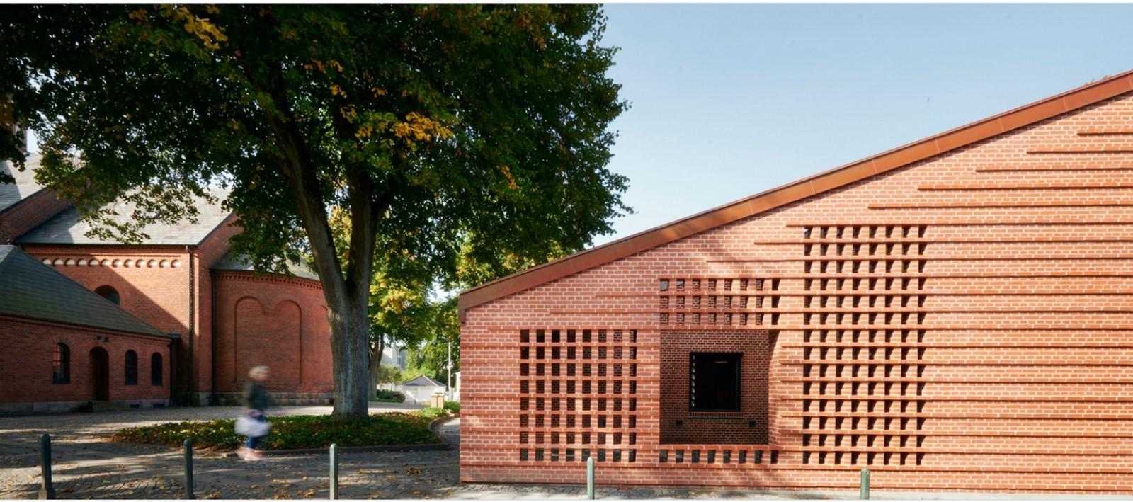 New Church House for Herning Church, Herning - Sheet1