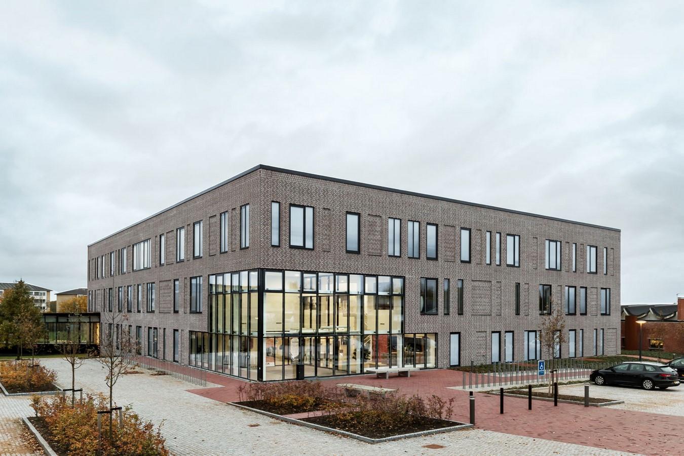 University College North, Aalborg - Sheet1