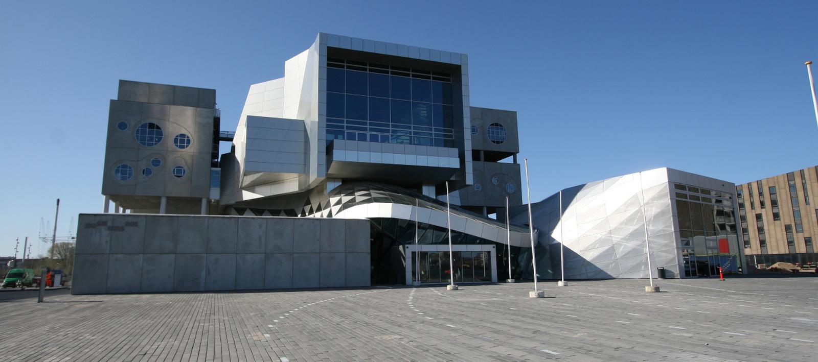 House of Music, Aalborg - Sheet1