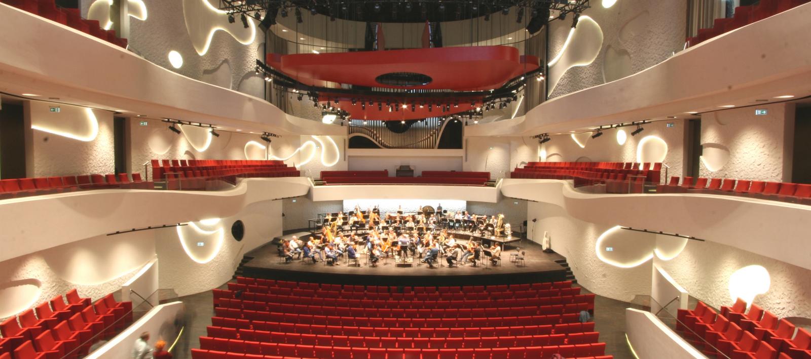 House of Music, Aalborg - Sheet3