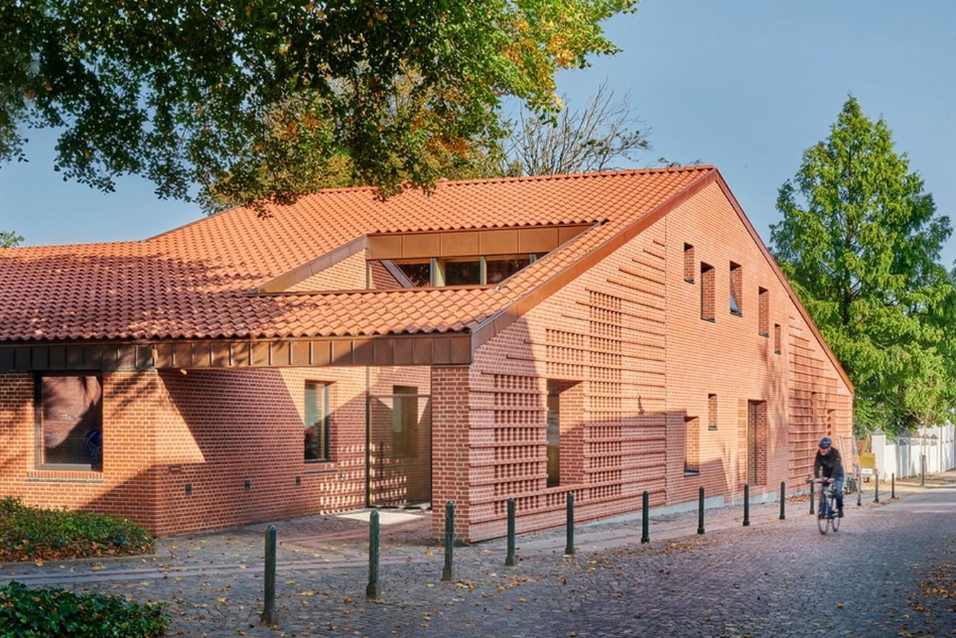 New Church House for Herning Church, Herning - Sheet3