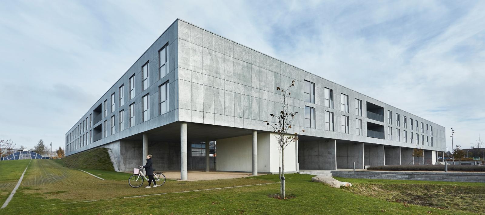 Youth Housing on Langagervej, Aalborg - Sheet3