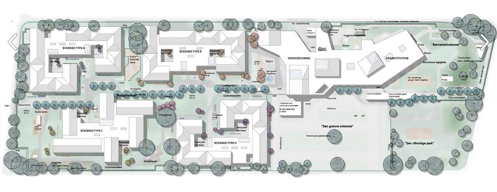 Future Dementia Nursing Home, Randers - Sheet1