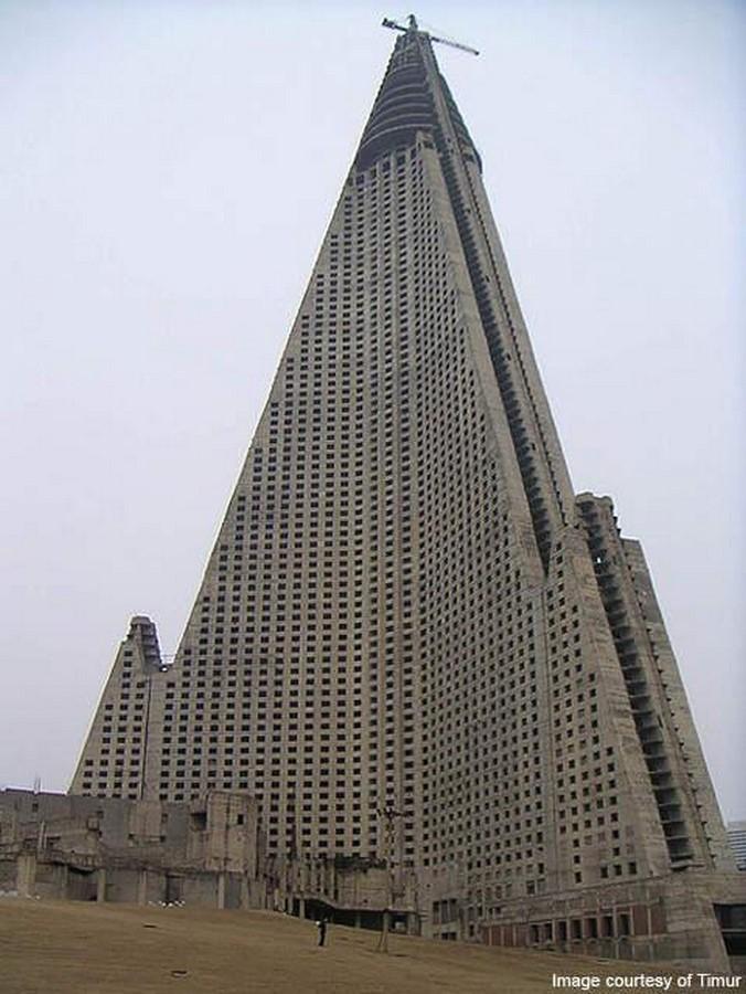 Ryugyong Hotel - North Korea - Sheet1