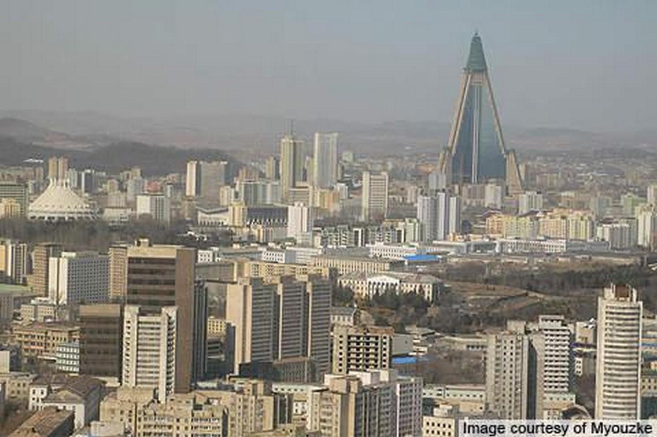 Ryugyong Hotel - North Korea - Sheet2