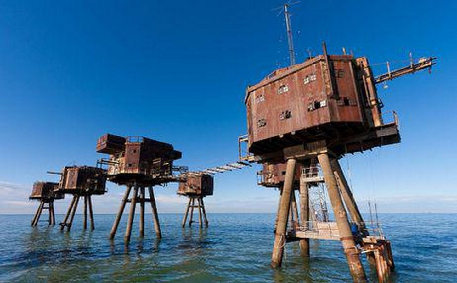 Maunsell Sea Forts - United Kingdom - Sheet2