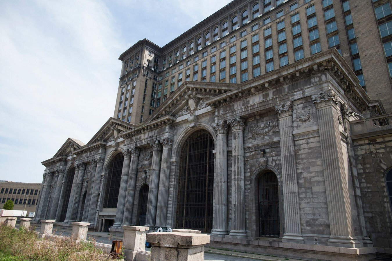 Michigan Central Station - United States - Sheet1