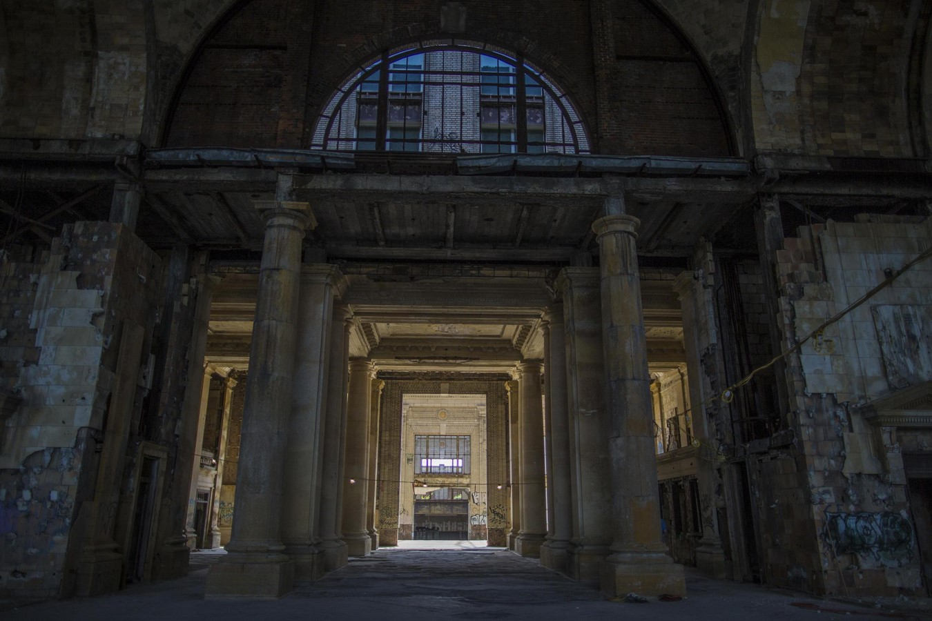 Michigan Central Station - United States - Sheet3