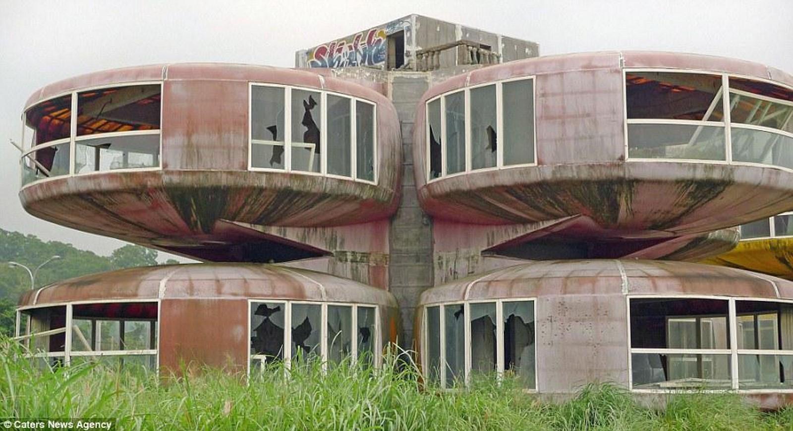 Sanzhi Pod Houses - Taiwan - Sheet3