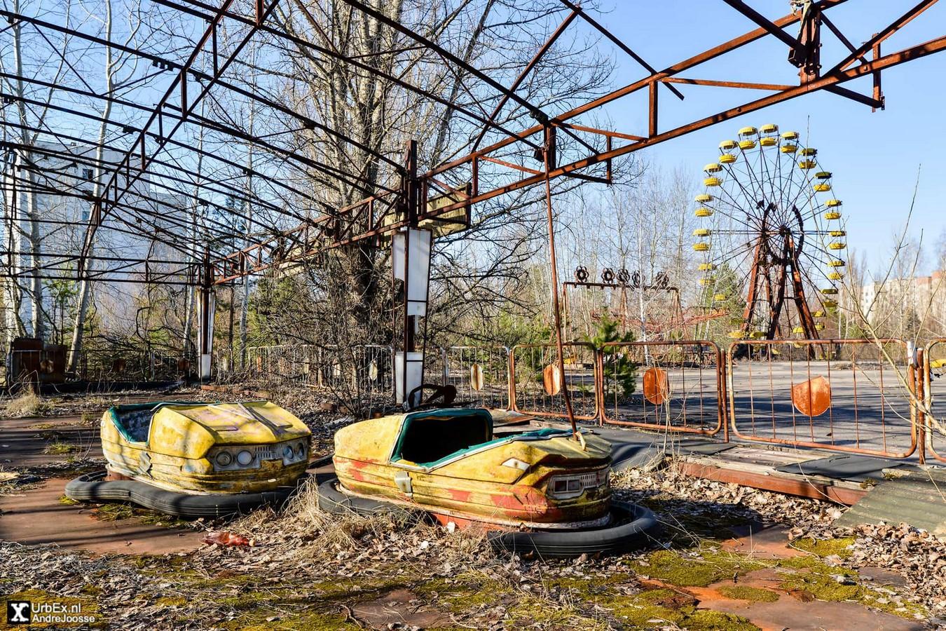 Pripyat Amusement Park - Ukraine - Sheet2