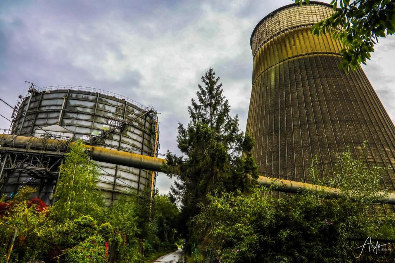 Power Plant IM - Charleroi, Belgium - Sheet1