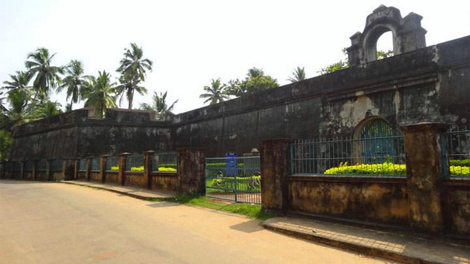 Anchuthengu Fort, Varkala - Sheet2