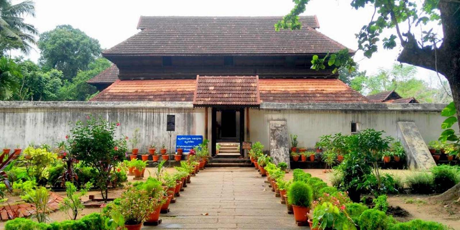 Krishnapuram Palace, Alleppey/ Alappuzha - Sheet1