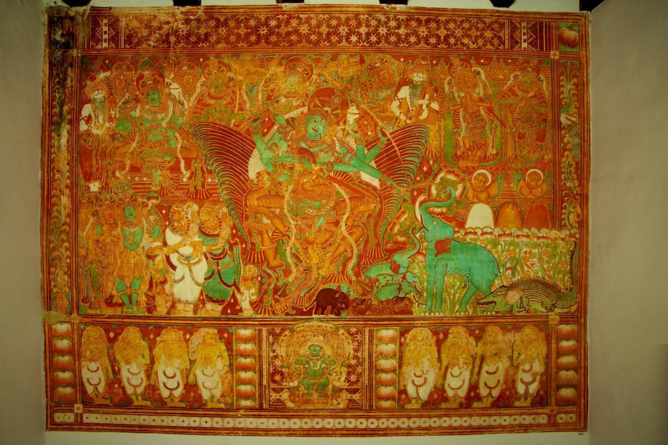 Krishnapuram Palace, Alleppey/ Alappuzha - Sheet3