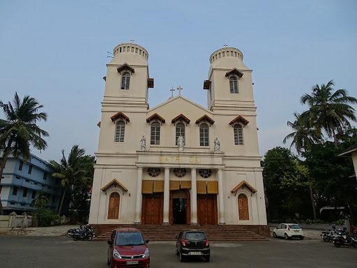 Matri Dei Cathedral, Kozhikode - Sheet1