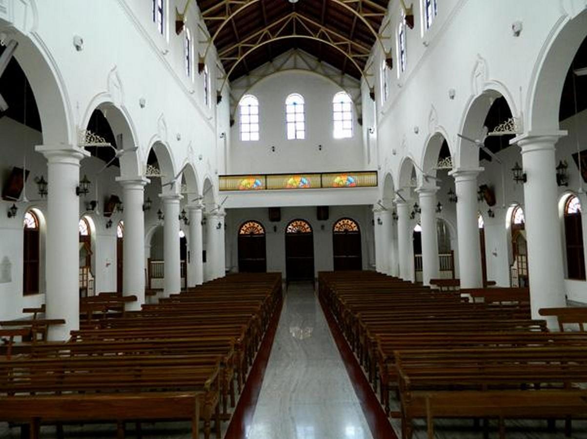Matri Dei Cathedral, Kozhikode - Sheet2