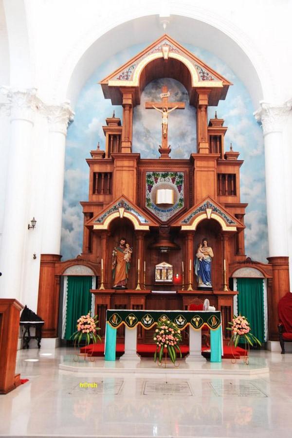 Matri Dei Cathedral, Kozhikode - Sheet3