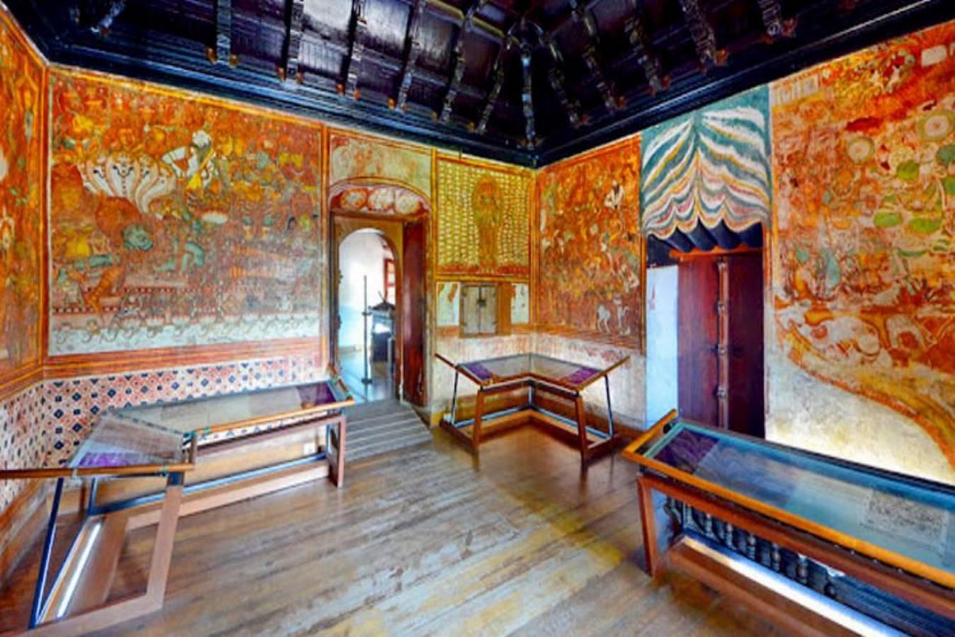Mattancherry Palace, Kochi - Sheet3