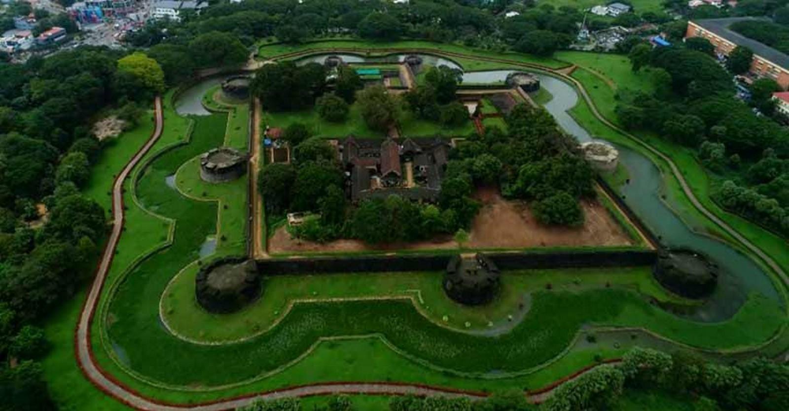Palakkad Fort, Palakkad - Sheet1