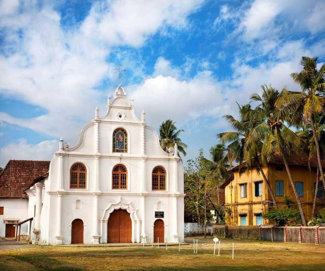 St Francis Church, Kochi - Sheet1