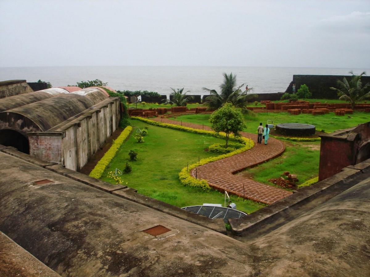 Thalassery Fort, Thalassery - Sheet1