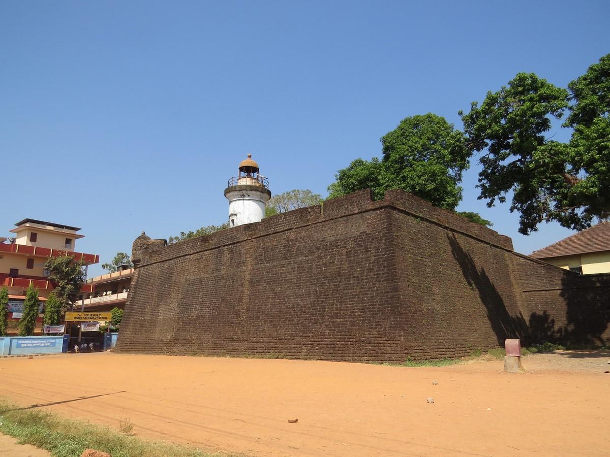 Thalassery Fort, Thalassery - Sheet3