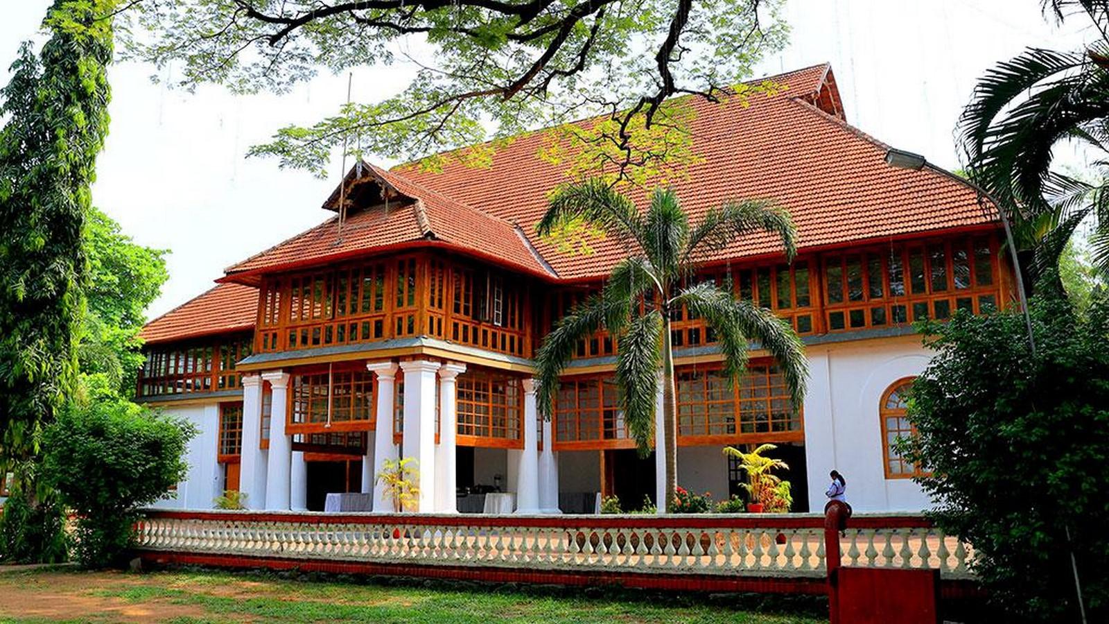 Bolgatty Palace, Kochi - Sheet1