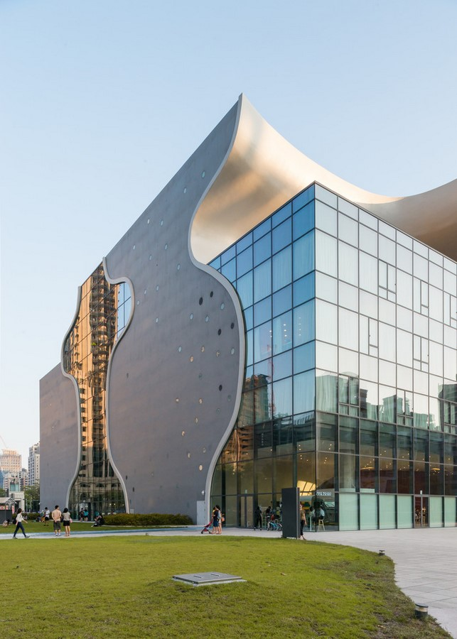 National Taichung Theater by Toyo Ito & Associates: A Cave of Sound - Sheet2