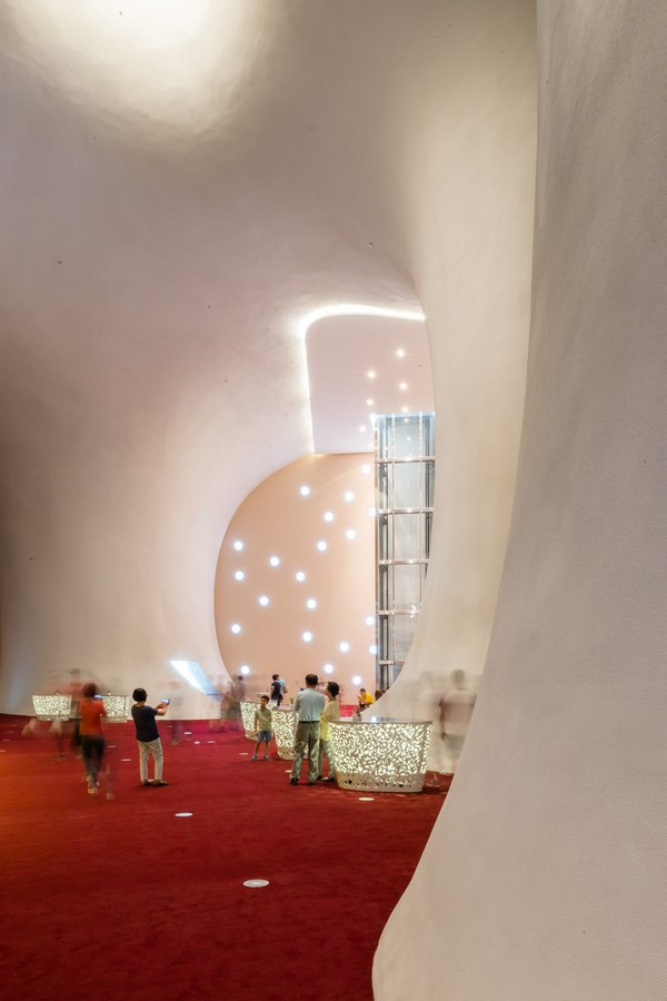 National Taichung Theater by Toyo Ito & Associates: A Cave of Sound - Sheet4