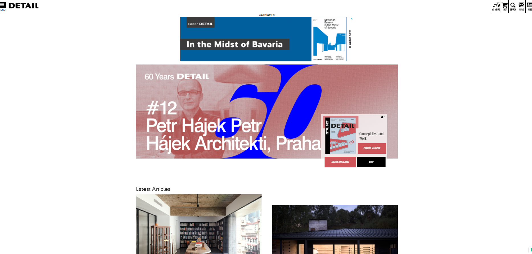 10 Magazines architects/designers must read to keep themselves updated - Sheet13