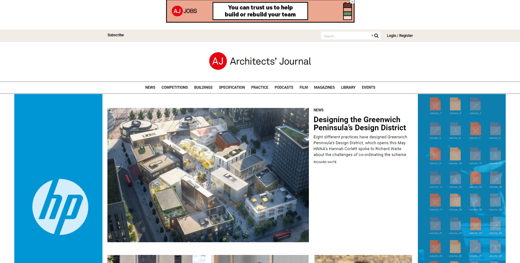 10 Magazines architects/designers must read to keep themselves updated - Sheet15